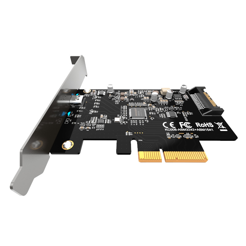 MAIWO KC008 USB3.2 Gen2x2(20Gbps) PCI Express 4x card