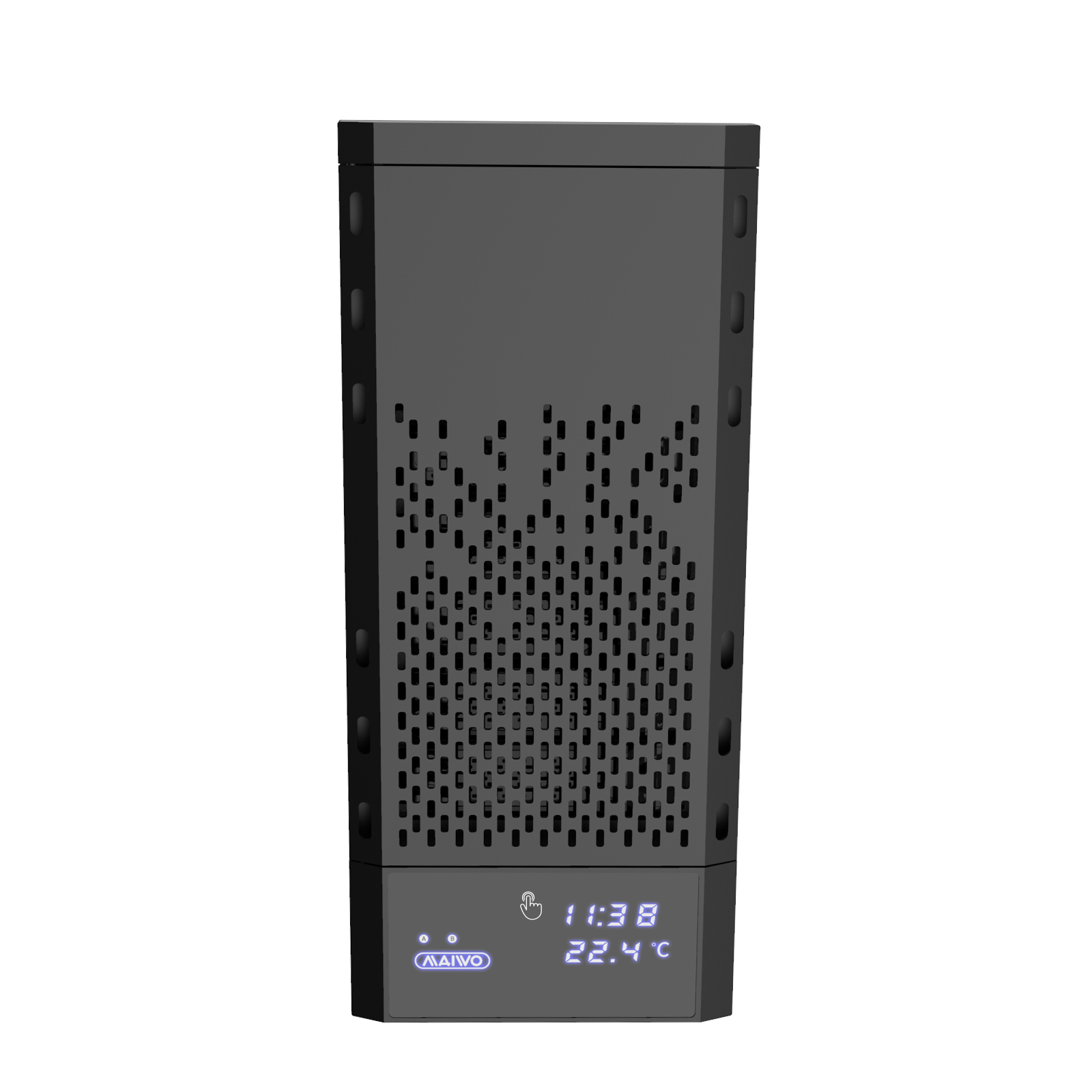 MAIWO K8AA multibay type C RAID HDD Enclosure with touch screen smart