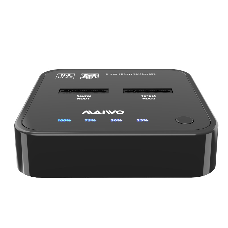 MAIWO K3016S USB3.2 Gen1(5Gbps) SATA M2 SSD clone docking