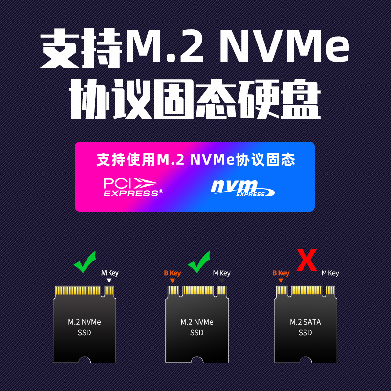 MAIWO KT060 NVME Hard Disk Converter Card PCIE X4 M.2 Full Speed Expansion SSD Solid State