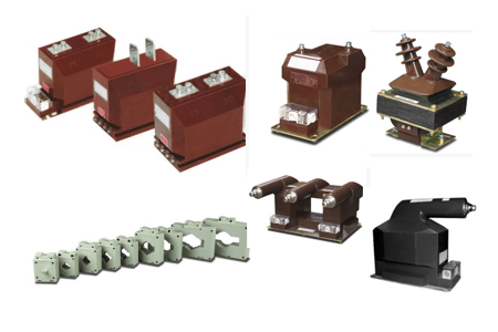 Трансформатор тока и трансформатор напряжения