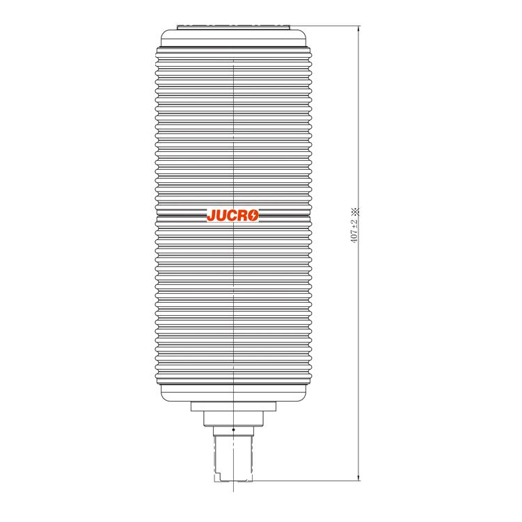 Vacuum Interrupter JUCA-40.5KV 2000A 31.5KA (JUC61070) from JUCRO Electric