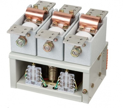 Vacuum Contactor 1000A 1250A 1.14KV HVJ30 from JUCRO Electric
