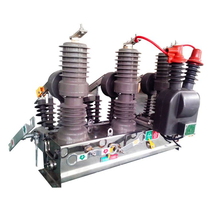 12KV Recloser VCB Vacuum Circuit Breaker with SIM card remote control from JUCRO Electric