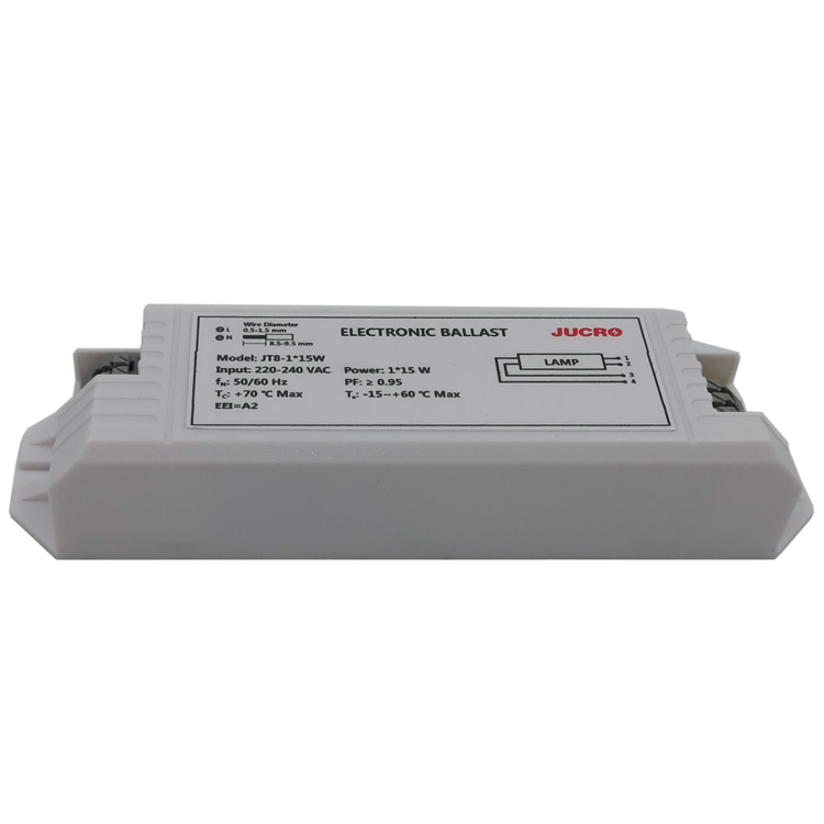 JT8 1*15W  ELECTRONIC BALLAST