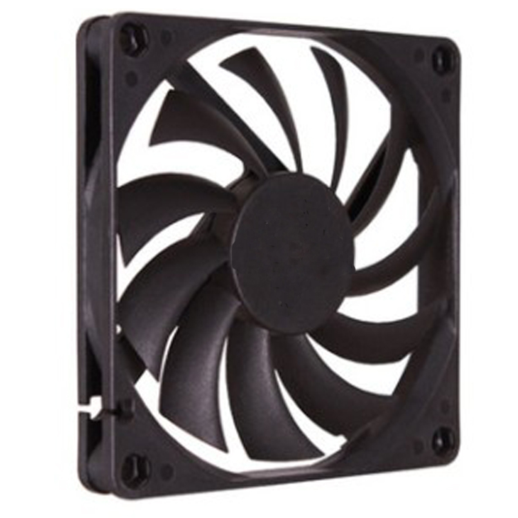 DC12V fans cooling DC motor design cooling fan cooling fan 80 x 80 x 10 from Hubei JUCRO ELECTRIC