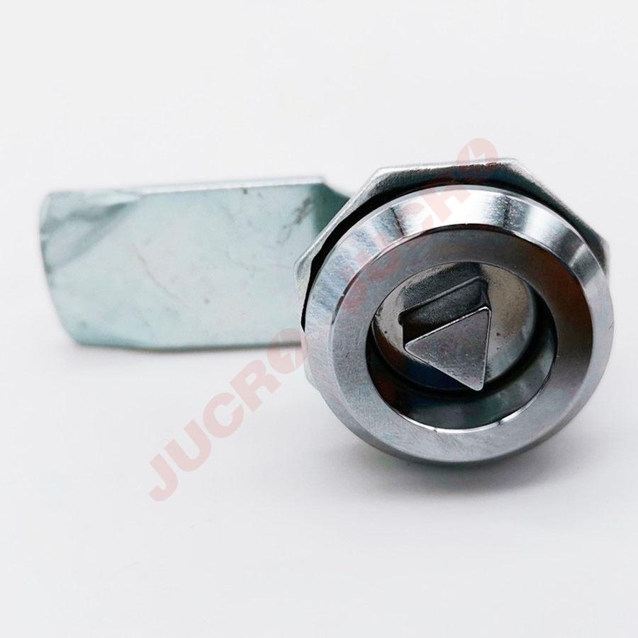 Cabinet cam lock DL705-3 Bright chrome