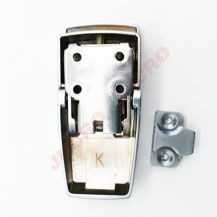 Buckle Lock (BKS-1 Matt Silver)