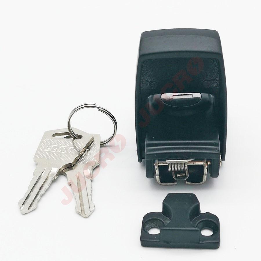 Buckle Lock (BKS-1 Black)