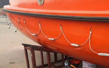 Life boat /davit repair/spare supply