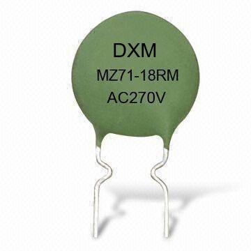 焊接引线型彩电消磁PTC热敏电阻,消磁电阻,MZ71 系列