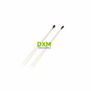 珠状精密漆包线树脂涂装型温度检测NTC热敏电阻-MF52E系列