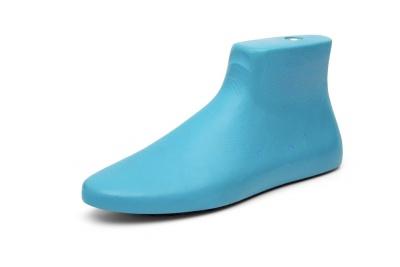 Solid shoe last