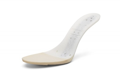 Double density  insole(PP + PU1)