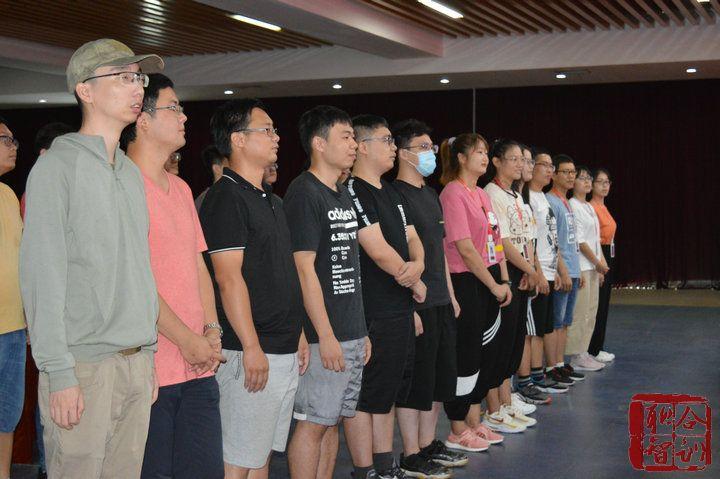 2020年08月05日 中国电子科技集团某所《新员工拓展培训》 (15)