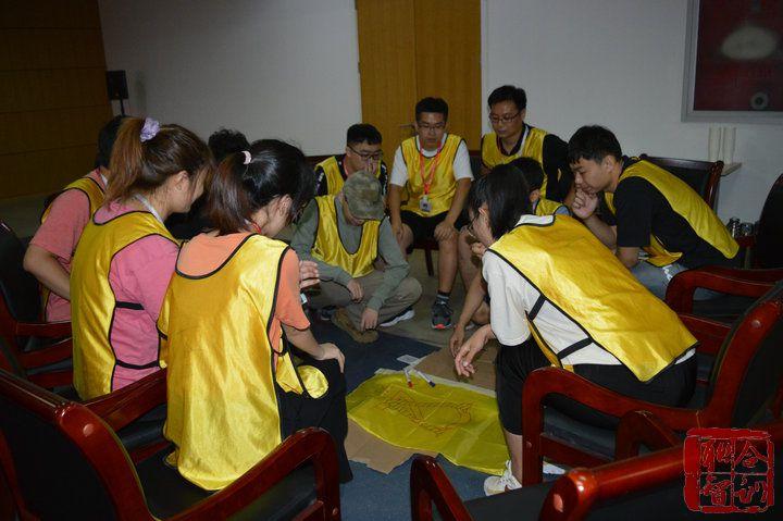 2020年08月05日 中国电子科技集团某所《新员工拓展培训》 (21)