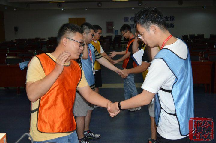 2020年08月05日 中国电子科技集团某所《新员工拓展培训》 (27)
