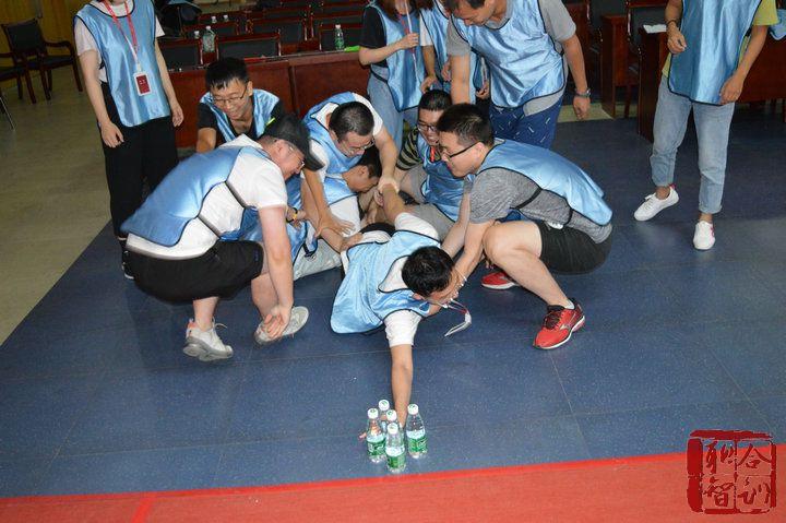 2020年08月05日 中国电子科技集团某所《新员工拓展培训》 (54)
