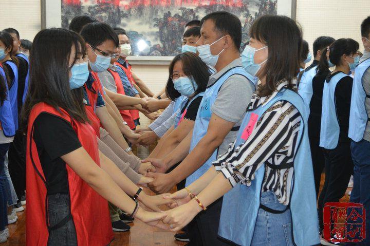 2020年09月04日 第31期班《核心骨干经理集训营-开学典礼》团队熔炼拓展 (16)