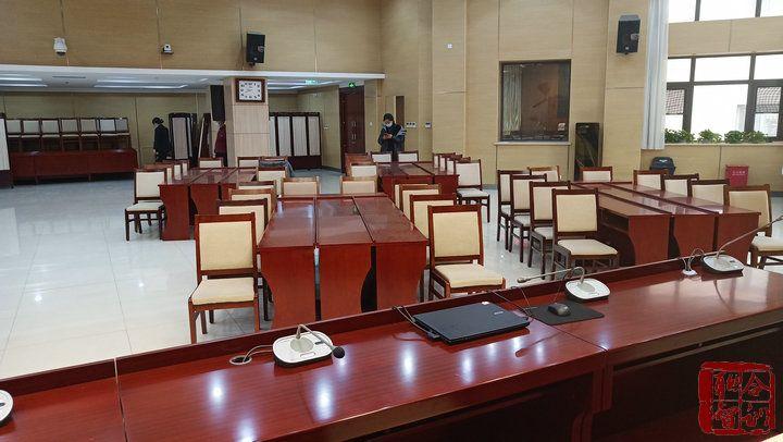 2021年培训地点:二层报告厅