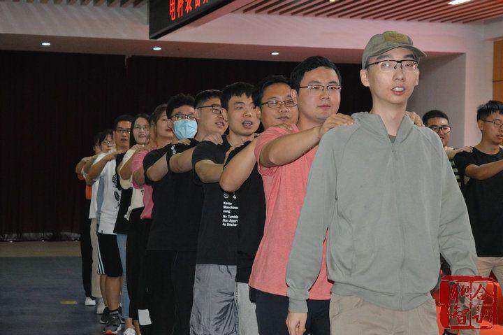 2020年08月05日 中国电子科技集团某所《新员工拓展培训》 (13)