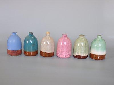彩釉瓶(1斤)