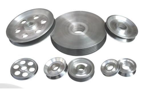 碳化钨涂层铝导轮