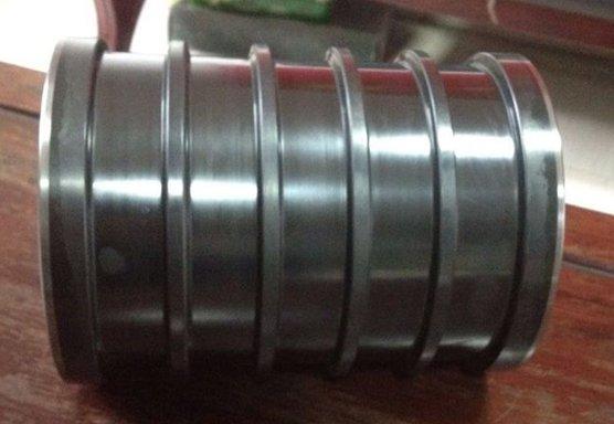 多槽钢滚筒