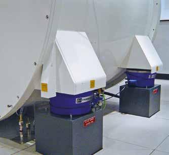 空气弹簧MRI NMR 光谱仪设备(磁共振成像,核磁共振光谱)