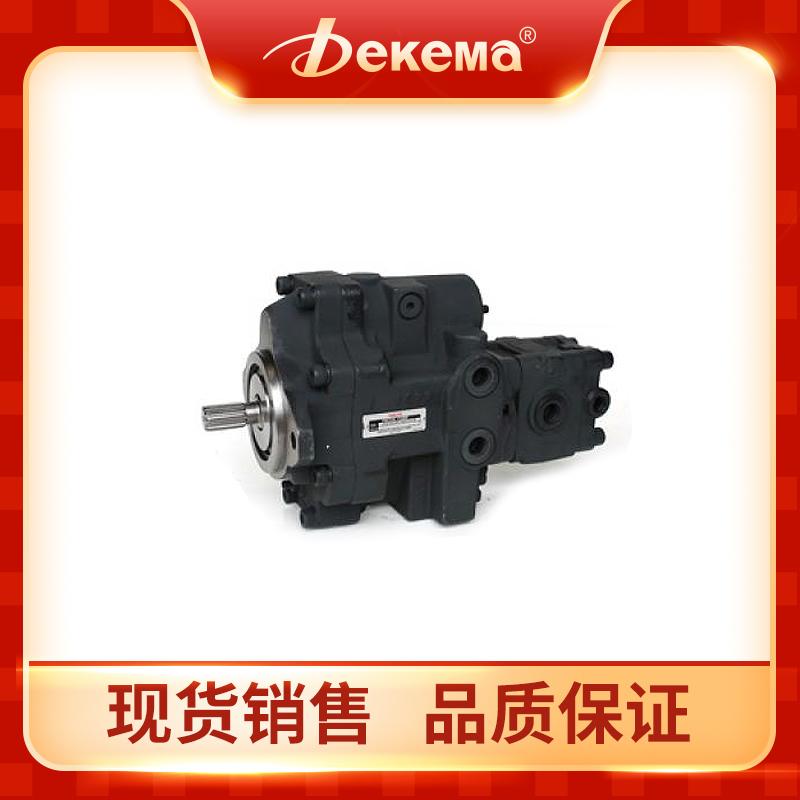 不二越PVD系列柱塞泵