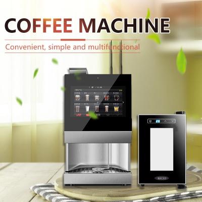 Fresh Milk Coffee Machine MACES4C-M-00