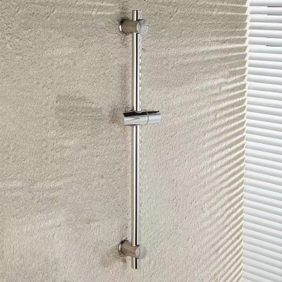 Stainless steel shower pole