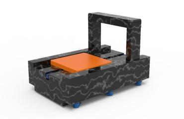 定制精密加工&检测减震平台