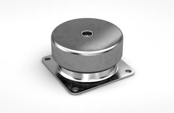 橡胶-金属减震器Hard Bell Mounts