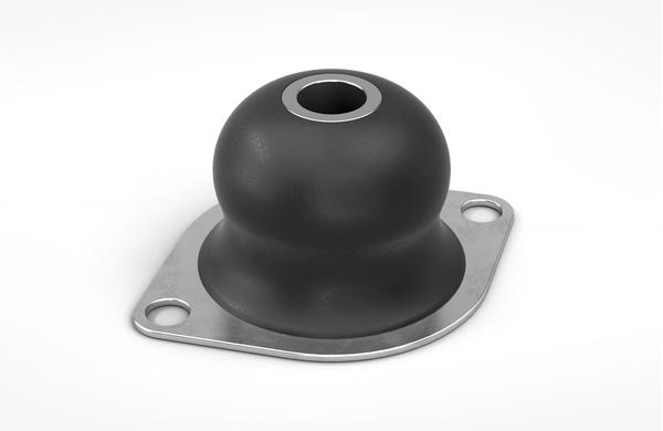 橡胶-金属减震器  Bubble Mounts