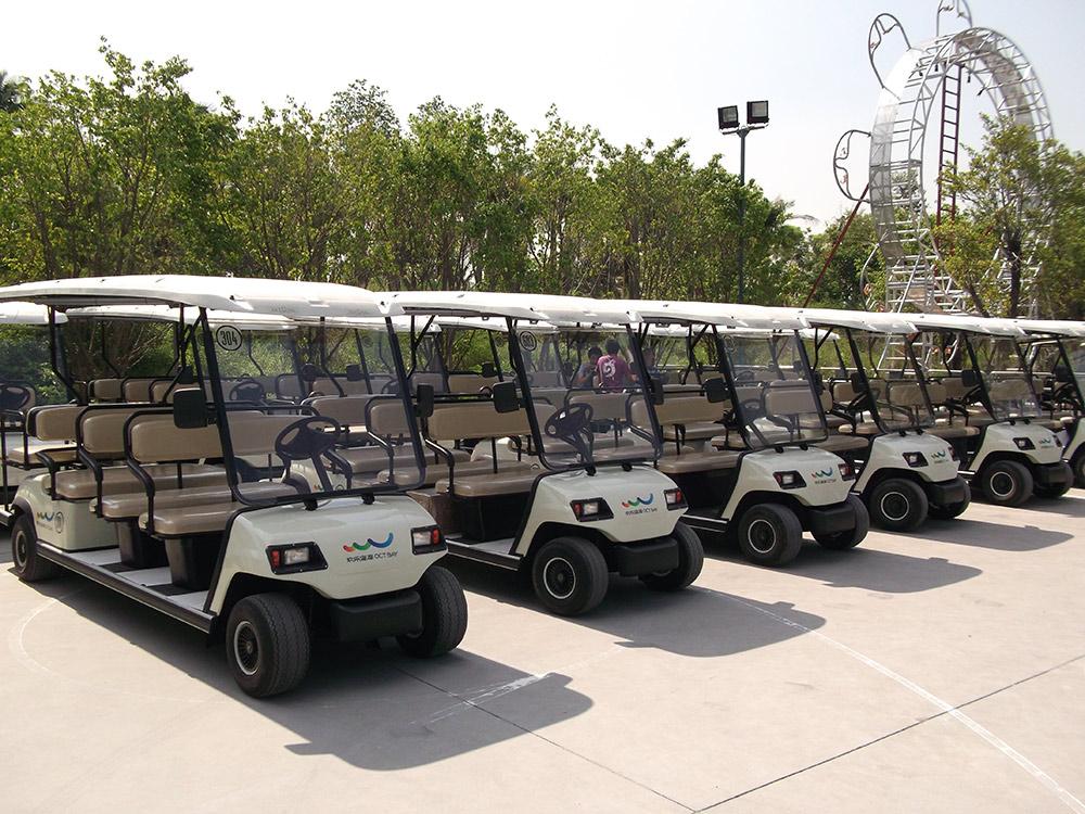 海南高尔夫观光车