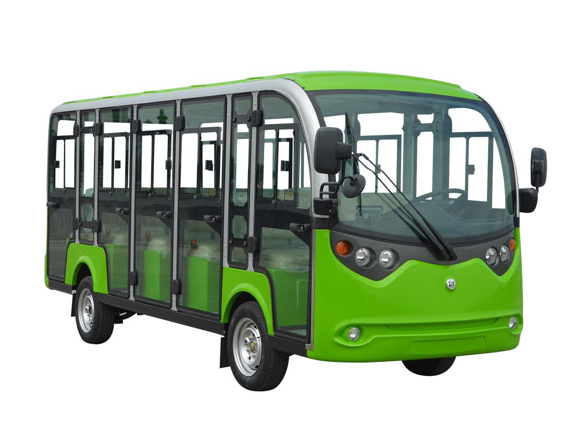 十四人座封闭式旅游观光车