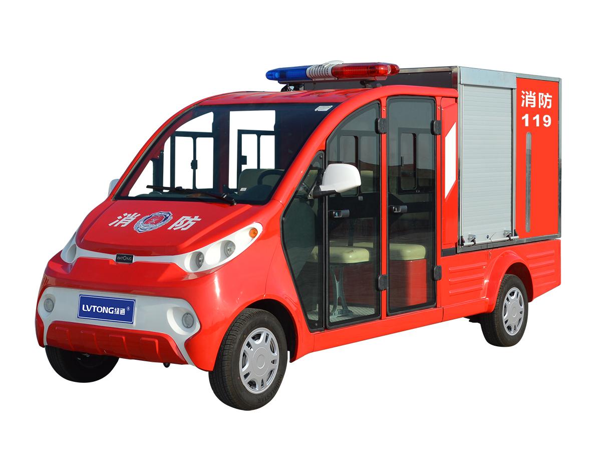 电动消防车
