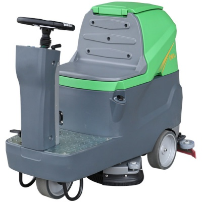 微型驾驶式自动洗地机DQX66