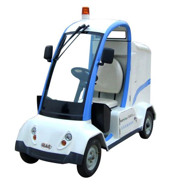 电动保洁车DHWQY-5