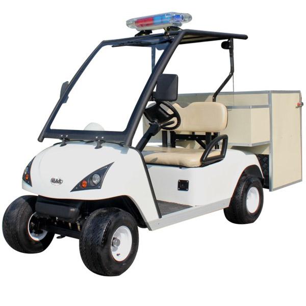 电动2桶清运车DHWQY-11