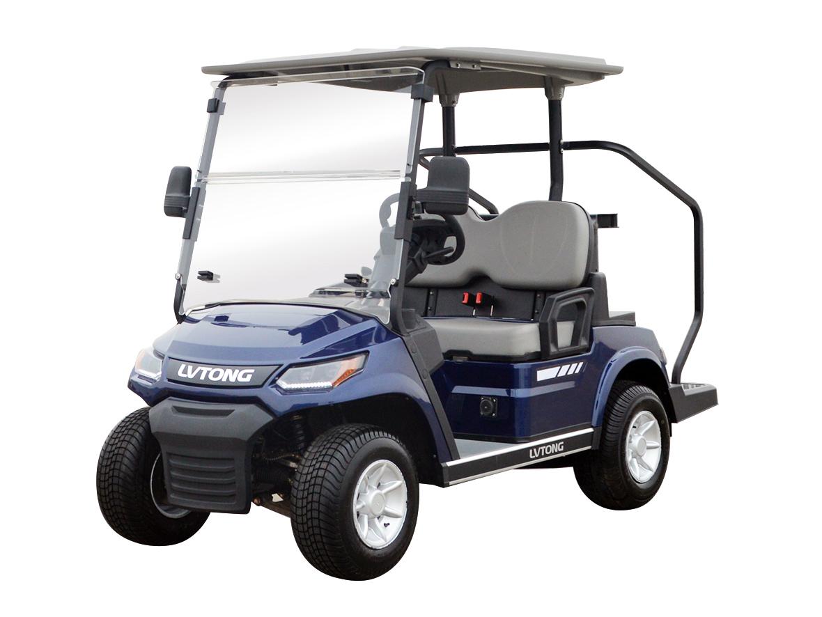 两人座电动高尔夫球车