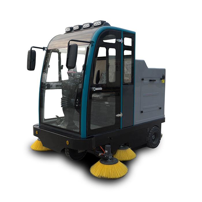 LN-2000全封闭智能式系列扫地机
