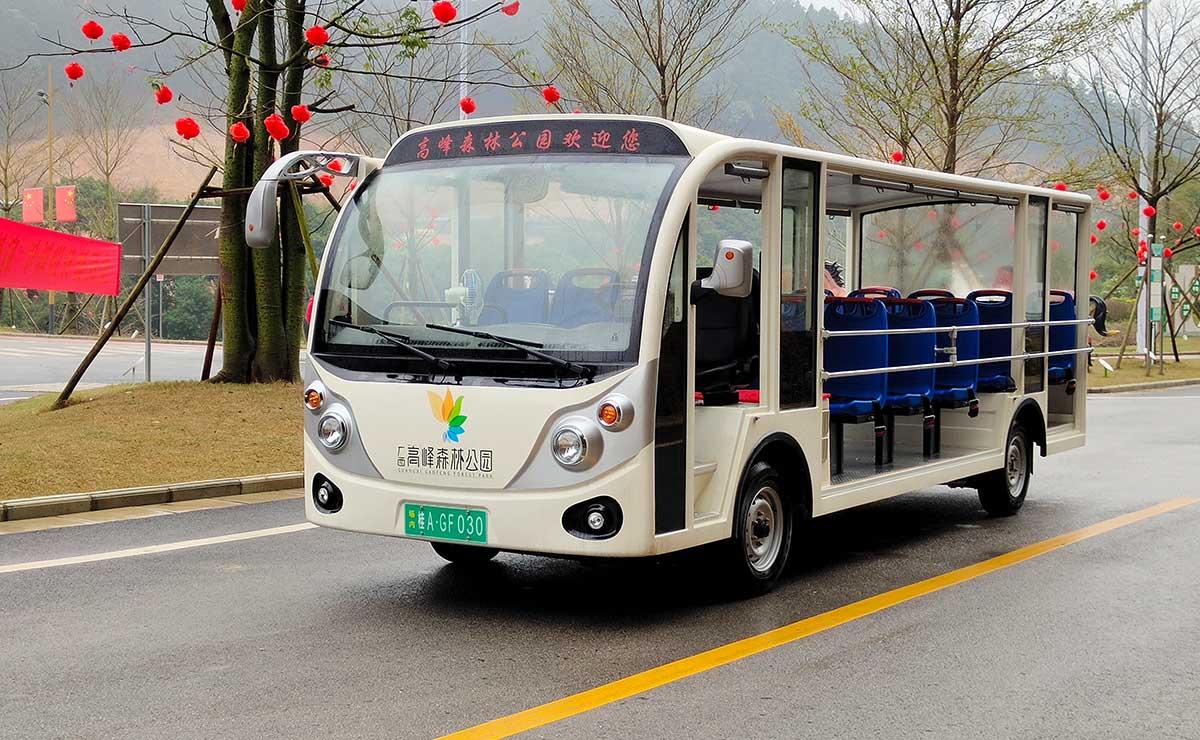 23座燃油观光车(传奇款)