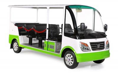 11座燃油观光车