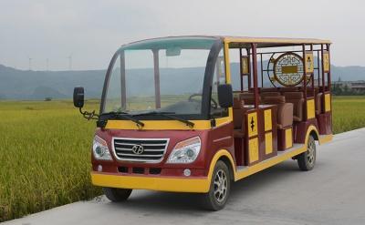 11座燃油观光车(仿古式)