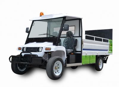 环卫车-8桶环卫车高配版