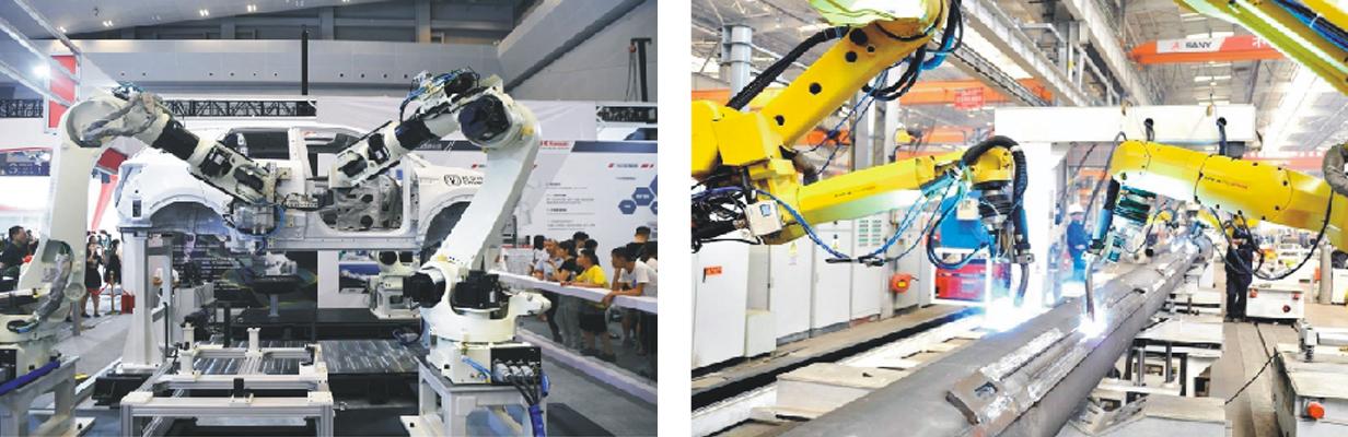 学工业机器人技术就业前景怎么样