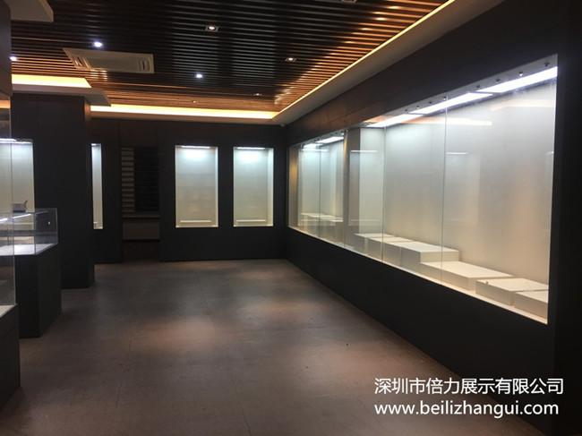 博物馆展柜定制已经逐步发展成文物保护的主流形式