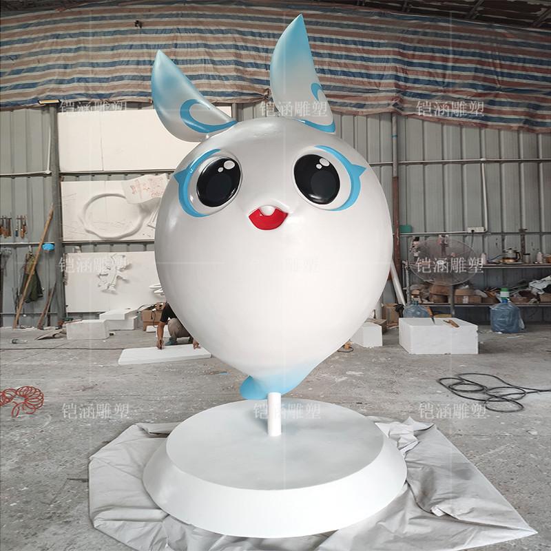泡沫雕塑精灵摆件